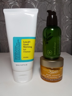 These 3 products did not mix well on my skin.